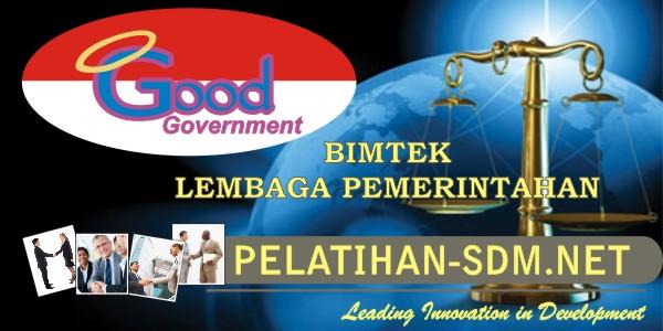 bimtek lembaga pemerintahan