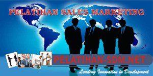 pelatihan sales marketing