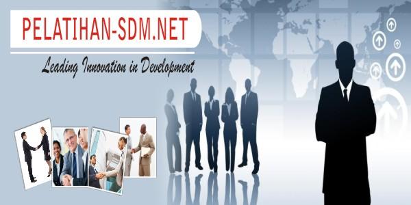Pelatihan SDM dan pengambangan SDM