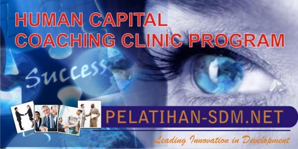 HUMAN CAPITAL COACHING CLINIC PROGRAM
