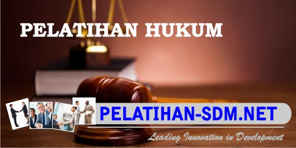 pelatihan hukum legal law