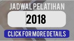 jadwal pelatihan sdm 2018